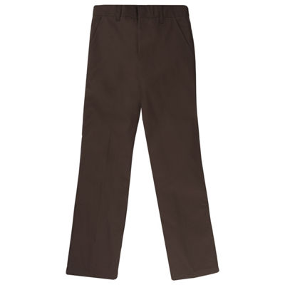 French Toast Relaxed Fit Workwear Finish Pant- Boys 4-20