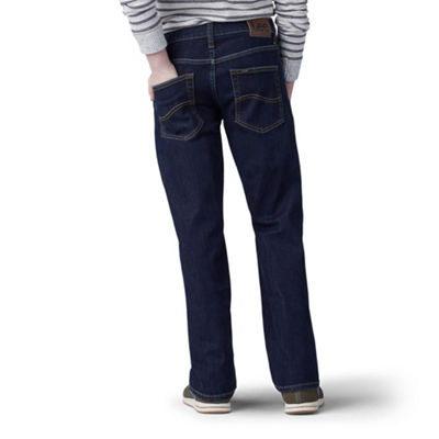 Lee Straight Fit Jean Boys 8-18 & Husky