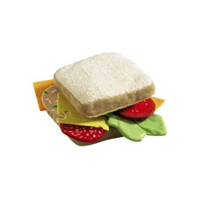 Haba Soft Biofino Sandwich Play Food
