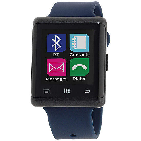 Itouch Unisex Blue Smart Watch-Ita33605b714-259
