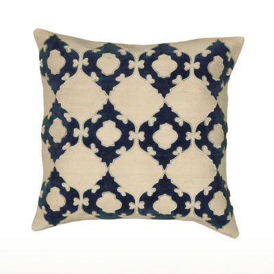 Rizzy Home Maverick Geometric Decorative Pillow