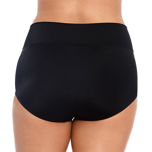 Trimshaper Control Brief Swimsuit Bottom-Plus