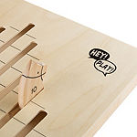 Hey! Play! Wooden Horse Race Game