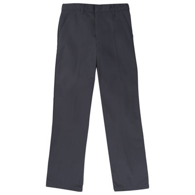 French Toast Relaxed Fit Workwear Finish Pant- Boys Slim