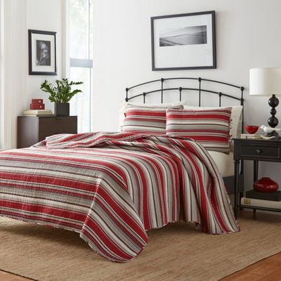 Stone Cottage Fresno Quilt Set