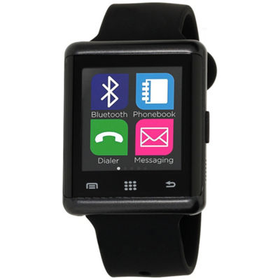 Itouch Air 2 Heart Rate Unisex Black Smart Watch-Ita33605b714-362