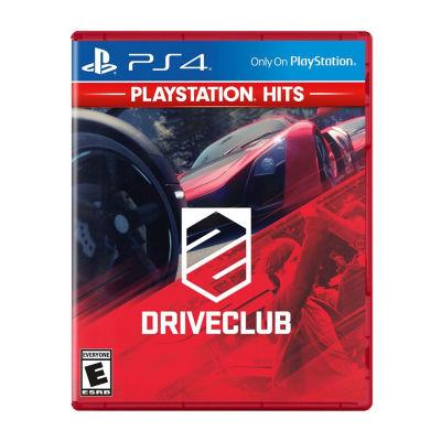 Playstation 4 Driveclub - Playstation Hits Video Game
