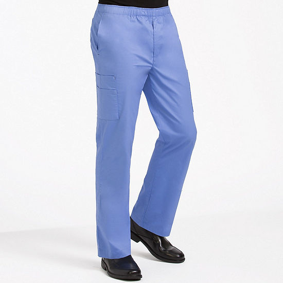 Med Couture MC2 8702 Mens 7-Pocket Cargo Scrub Pants - Tall