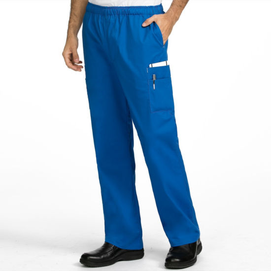 Med Couture MC2 8702 Mens 7-Pocket Cargo Scrub Pants - Big & Tall