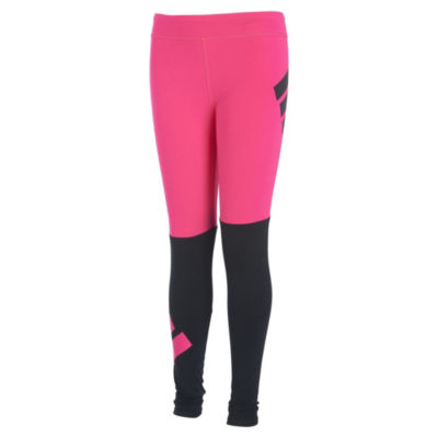 adidas Knit Leggings - Big Kid Girls