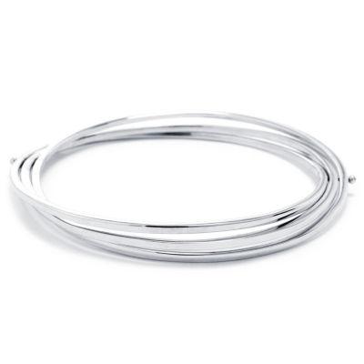 Womens 3-pc. Sterling Silver Bracelet Set