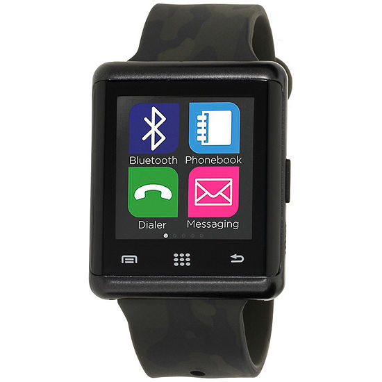 Itouch Unisex Gray Smart Watch-Ita33605b714-Cab