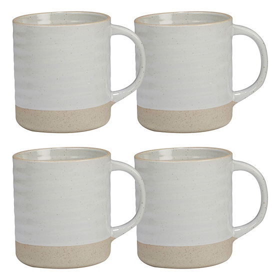 Certified International 4-Pc. Artisan Coffee Mug
