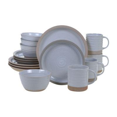 Certified International Artisan 16-pc. Dinnerware Set