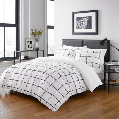City Scene Zander Comforter Set