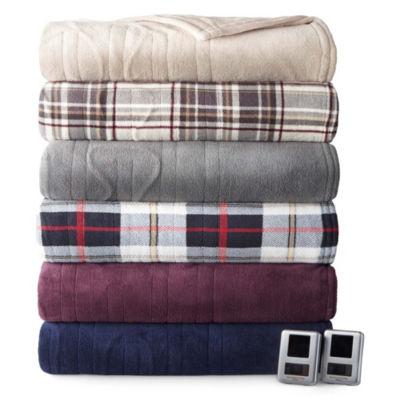 Biddeford™ MicroPlush Heated Blanket