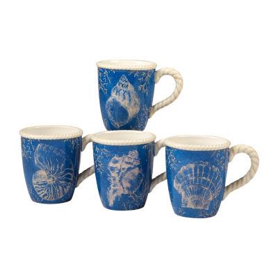 Certified International Seaside Coffee Mug