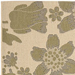Safavieh Courtyard Collection Goddard Oriental Indoor/Outdoor Area Rug