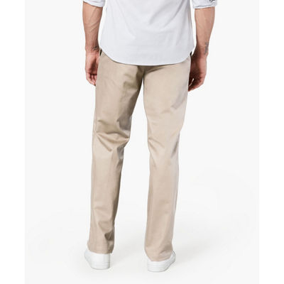 Dockers® Straight Fit Signature Khaki Lux Cotton Stretch Pants