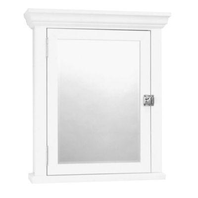 Zenna Home Mirrored Medicine Cabinet