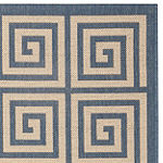 Safavieh Linden Collection Zoie Geometric Area Rug