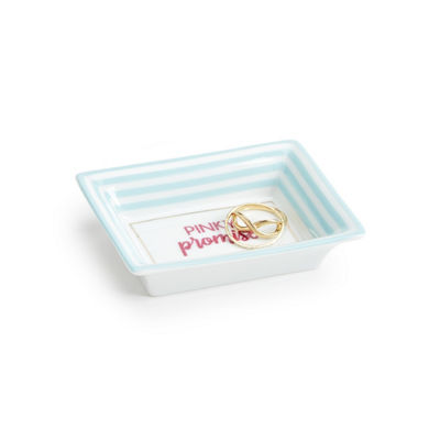 Two's Company Petite Wise Sayings Set Of 12 Trinket Trays In Gift Box