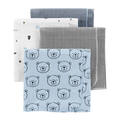 Carter's Little Baby Basics Blanket - Boys