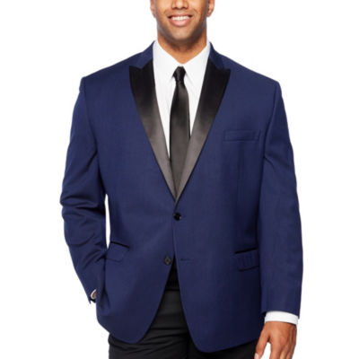 Collection by Michael Strahan Navy Tux Jacket - Big & Tall