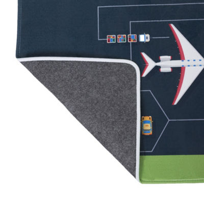 Hey! Play! Baby Airport Scene Play Mat for Kids