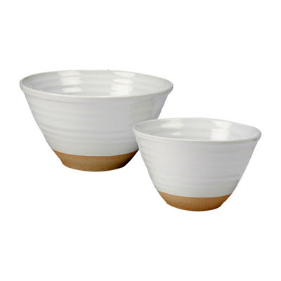 Certified International Artisan 2-pc. Serving Bowl