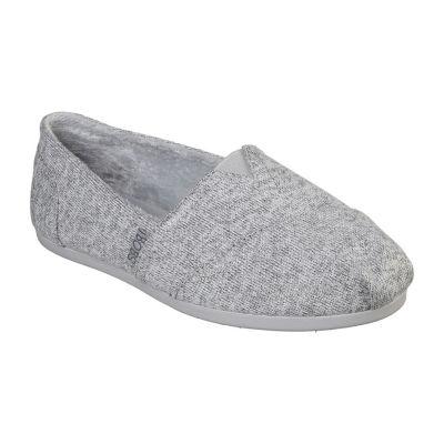 Skechers Bobs Plush Womens Walking Shoes