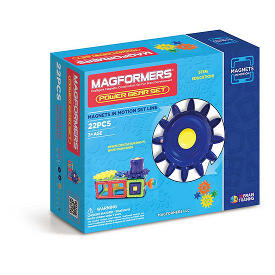 Magformers Magnets in Motion 22 PC. Power Set