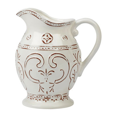 Certified International Terra Nova Serving Pitcher