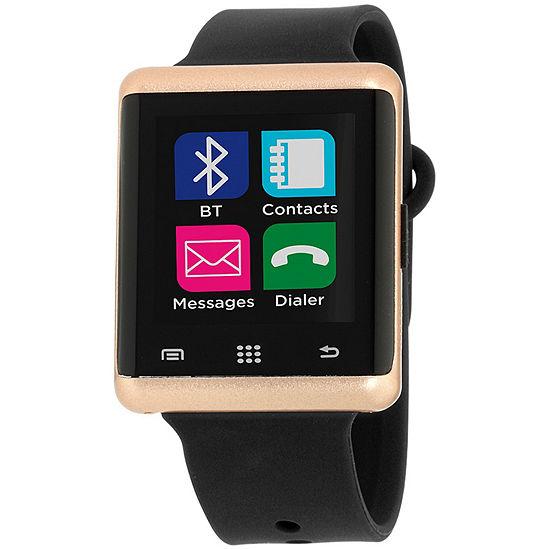Itouch Unisex Adult Digital Black Smart Watch-Ita33605r714-264