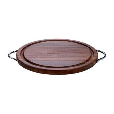 Certified International Acacia Serving Platter