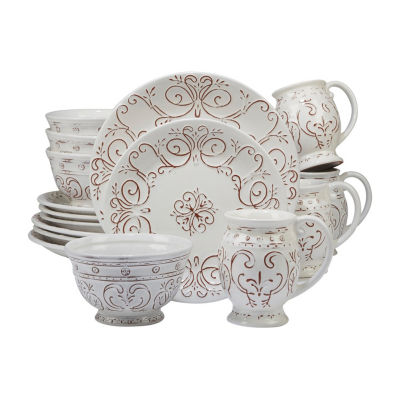 Certified International Terra Nova 16-pc. Dinnerware Set