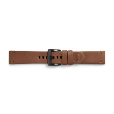 Samsung Gear S3 Compatible Unisex Brown Watch Band-Gp-R765breeiac