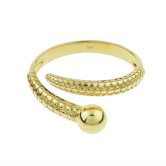 Sechic 20MM 14K Gold Band