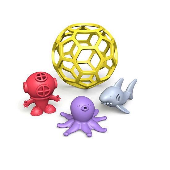 Bathtub Ball Shark Tank Bath Toy