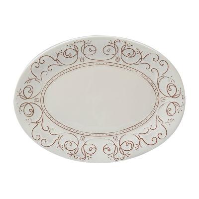 Certified International Terra Nova Serving Platter