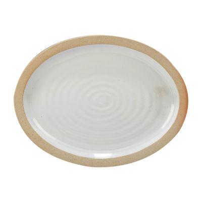 Certified International Artisan Serving Platter