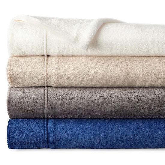 Gather & Be Velvet Plush Fleece Sheet Set