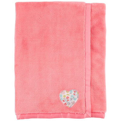 Carter's Little Baby Basics Blanket - Girls