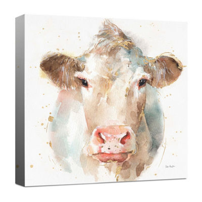 Farm Friends II Canvas Art