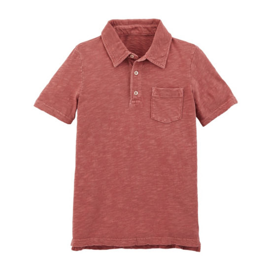 Carter's Jersey Polo - Preschool Boy