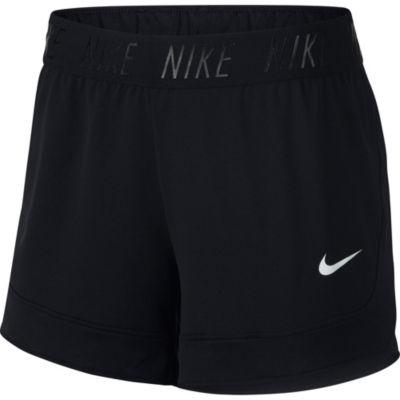 "Nike 4"" Knit Workout Shorts-Juniors"