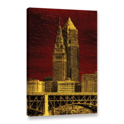 The Land Gallery Wrapped Canvas