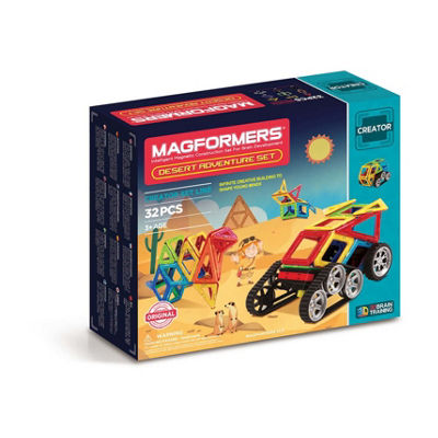Magformers Adventure Desert 32 PC. Set