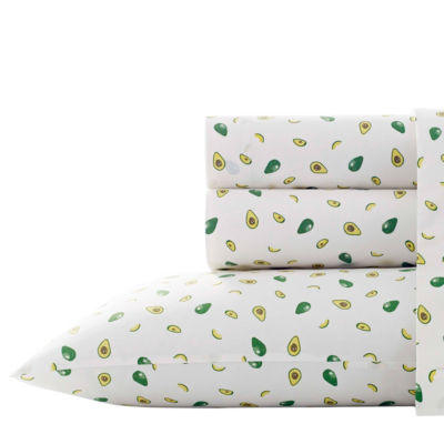 Poppy & Fritz Avocados Sheet Set