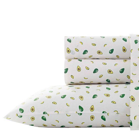 Poppy & Fritz Avocados Sheet Set